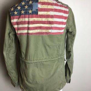 Denim & Supply Ralph Lauren Flag Jacket